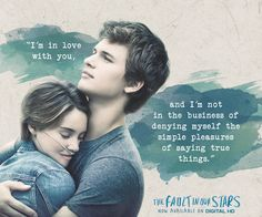 New quotes love movie the fault in our stars Ideas Star Quotes, New Quotes, Movie Quotes, Book Quotes, The Fault In Our Stars, Jhon Green, John Green Books, Augustus Waters, Stars Then And Now
