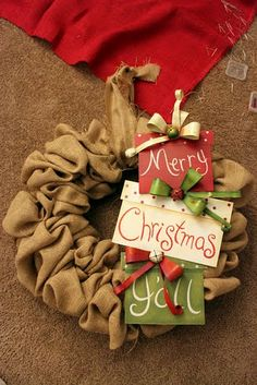 Another Christmas Craft |