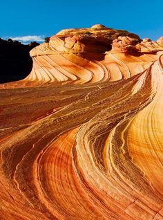 My honeymoon ideas - Road trip. The Wave, Arizona #johnlewis #honeymoon #USA