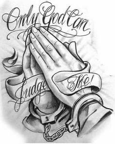 Chicano Tattoo w/ Religious Imagery Boog Tattoo, Chicanas Tattoo, Tattoo Flash, Cholo Tattoo, Pray Tattoo, Forearm Tattoo Quotes, Money Tattoo, Forearm Sleeve Tattoos, Inca Tattoo