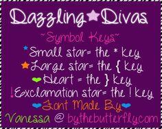 Image for DazzlingDivas font
