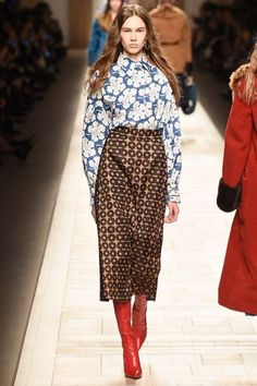 Fendi Autumn/Winter 2017 Ready to wear Collection | British Vogue
