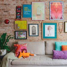 quem adora decoração colorida, cuidado! há grandes chances de você se apaixonar…