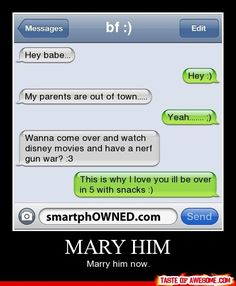 Marry Him
