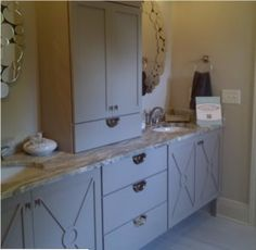 Pro #217568 | Century Entertainment & Furnishings | Louisville, KY 40207 Kitchen Cabinets, Vanity, Entertainment, Bathroom, Home Decor, Dressing Tables, Washroom, Powder Room, Decoration Home