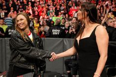 Report: Ronda Rousey signed by the WWE to build up Stephanie McMahon: The WWE is working on creating their next mainstream star but it may…