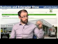 Tom Brady Bradys Cavan Skoda Dealers feature on Business and Enterprise ...