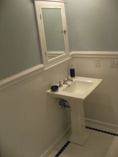 17 Chair Rail Ideas Chair Rail Bathrooms Remodel Tile Bathroom