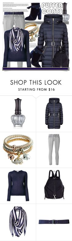 """""""Puffer Coats"""" by helenaymangual ❤ liked on Polyvore featuring Anna Sui, Burberry, IRO, Pringle of Scotland, Rebecca Minkoff, Parcae and MARC CAIN"""