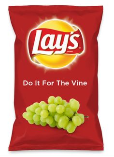 Wouldn't Do It For The Vine be yummy as a chip? Lay's Do Us A Flavor is back, and the search is on for the yummiest flavor idea. Create a flavor, choose a chip and you could win $1 million! https://www.dousaflavor.com See Rules.