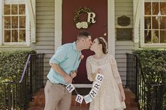 Mr and Mrs Banner  Wedding by JKreations2013 on Etsy, $13.50