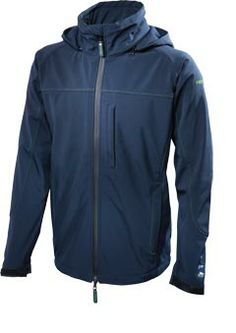 Softshell-jack heren (€ 73,20 excl. 21% BTW)