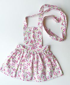 """Image of """"Rosie"""" Colby Pinafore"""