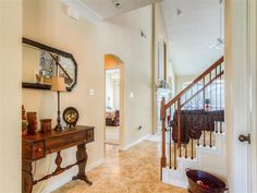 This home in Tomball, Tx is a 4 bedroom 3 1/2 bath home with a 3 car garage!