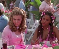 Clueless Aesthetic, Aesthetic Vintage, Aesthetic Photo, Pink Aesthetic, Aesthetic Pictures, Clueless 1995, Clueless Fashion, 90s Fashion, Clueless Cher And Dionne