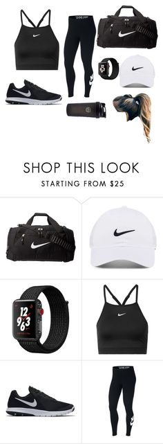 """""""Nike"""" by evelynnn-nn on Polyvore featuring NIKE"""