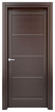 New Interior Doors Flush Door Design, Single Door Design, Door And Window Design, Home Door Design, Wooden Front Door Design, Bedroom Door Design, Wooden Front Doors, Door Design Interior, Bedroom Doors