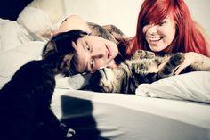 cat tattooes