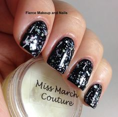 Fierce Makeup and Nails: Miss March Couture: 1950's inspired Pin-Up Collection