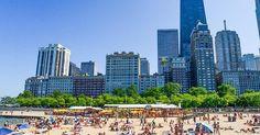 O que fazer no verão em Chicago #viagem #ny #nyc #ny #novayork