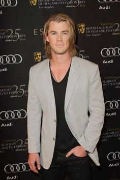 Chris Hemsworth  #Starpulse