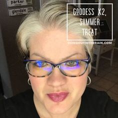 To layer with LipSense lipcolors by SeneGence means to create your own custom lipsense combinations. YOU get to pick the colors and shades to layer for the perfect diy color. So MIX IT UP!! Unlimited number of mixes can be created! For THIS lipcolor layer: Goddess & Summer Treat LipSense #lipsense #mixitup #lipsensemixology #senegence