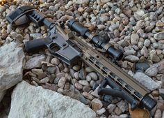 Ultimate Custom AR15 300 Blackout Pistol