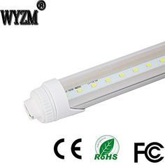 WYZM 40W 8ft LED Tube (R17d) Base T12 LED Tube Light,Replacement for Philips 38177-4 – F96T12/CW/HO – 110 Watt Fluorescent Tube (10-Pack Cool White)