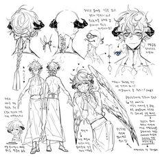 Manga Drawing, Manga Art, Drawing Sketches, Manga Anime, Art Drawings, Anime Art, Character Sketches, Character Design References, Character Concept