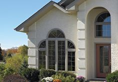 Customize your house with uniquely-shaped RBA windows! - You'll add curb appeal and all eyes will be drawn to the beauty of your home! Find out how: http://www.rbacentralpa.com/custom-windows.html