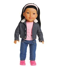 Take a look at this 18'' Leah Doll today!