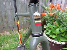 Nate Zukas Custom Road Disc #bike || via Flickr
