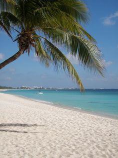 Seven Mile Beach~ I want to go again!