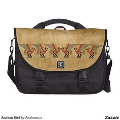 Andean Bird Laptop Bag