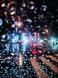 """""""I forgive a lot, but I never forget what's said and done."""" #photography #night #rain #city #neon #ahsheegrek"""