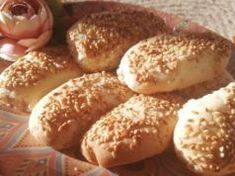 Susamlı Kurabiye Tarifi Hamburger, Bread, Food, Brot, Essen, Baking, Burgers, Meals, Breads