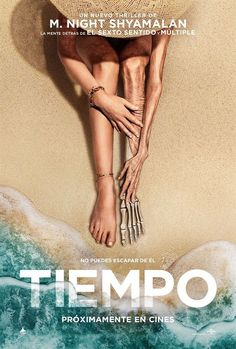 #TIEMPO (#OLD), ¡¡¡esta playa está... DE MUERTE!!! (crítica sin spoilers)