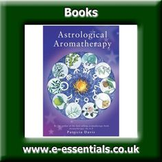 Astrological Aromatherapy Book Author Patricia