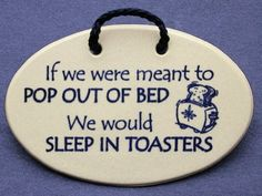 Here's your next retort all you anti-morning people #sleepwell #stayinbed