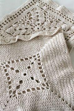 Crocheted pillows #crochet