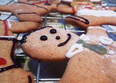 Gingerbread men are so fun to make!