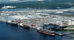 MAERSK LINE BEGINS WEEKLY CONTAINER SERVICE THROUGH JAXPORT
