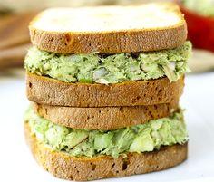 Kick your tuna salad up a notch with avocado.