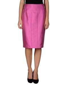 Max mara studio Women - Skirts - Knee length skirt Max mara studio on YOOX