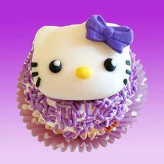 hello kitty birthday party ideas   Hello Kitty cupcake   BIRTHDAY Party IDEAS