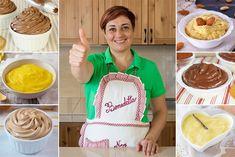 10 CAKE CREAMS Homemade by Benedetta cake wedding cake kindergeburtstag ohne backen rezepte schneller cake cake Cake Decorating Techniques, Cake Decorating Tips, Italian Desserts, Mini Desserts, Nutella, Sweet Cooking, Cake & Co, Sweet Cakes, Burritos