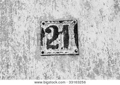rusty number 21