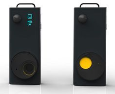 Autographer - an intelligent wearable camera | Designer: OMG life - http://www.autographer.com