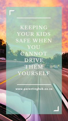 Thanks to busy schedules, various extra-murals and other social appointments, kids spend a lot of time on the road, and many families rely on additional help to get everyone to their activities on time. How can you be assured of your kids safety when picked up by anyone but yourself?