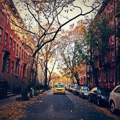 Autumn in NYC  Siiiiii.....otro viaje pendiente!!